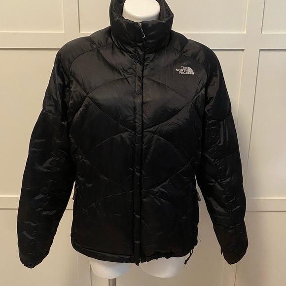 The North Face down 550 jacket large